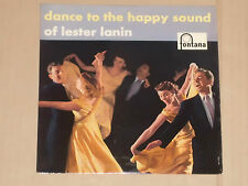 """LESTER LANIN -Dance To The Happy Sound - 1. Folge- 7"""" 45"""