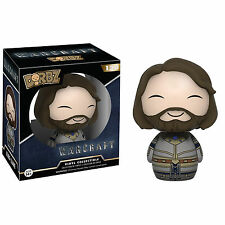 Funko World Of Warcraft Dorbz King Llane Vinyl Figure NEW Toys WOW Movie