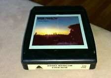 Vintage BARRY MANILOW Even Now AT8 4164 8 TRACK Cartridge Arista COPACABANA HTF