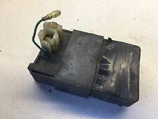 UN BOITIER BLACKBOX ECU CDI CI639 DEBRIDE HONDA 125 NSR ANNEE 1997