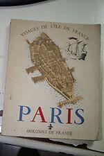 Paris  Visages de l'Ile de France 1946