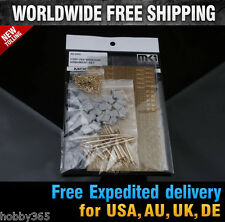★Hobby365★ Neu 1/200 USS MISSOURI ARMAMENT DETAIL-UP SET for Trumpeter #MS20005
