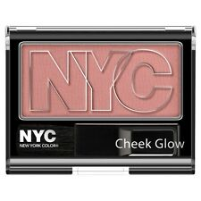 NYC Cheek Glow Powder Blush - West Side Wine
