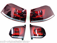 LED Rückleuchten VW Golf 6 R Cabrio 5K7945207B 5K7945208B Kirschrot  original