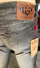 New True Religion Brand Jeans GENO SLIM CORDUROY PANTS size 32 $189