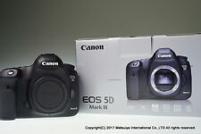 Canon EOS 5D Mark III Body 22.3 MP Digital Camera Excellent+