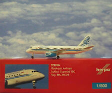Herpa Wings 1:500  Sukhoi Superjet 100  Moskovia Airlines RA-89021  527286