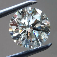 CERTIFIED .062 cts. Round Cut White-F/G Color VVS Loose Real/Natural Diamond 2D