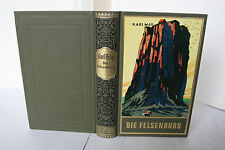 Karl May Verlag Bamberg Radebeul - Band 20 Die Felsenburg TOP Exemplar