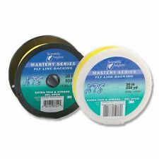 30# POUND SCIENTIFIC ANGLERS XTS GEL SPUN FLY LINE BACKING 3000 YARD SPOOL