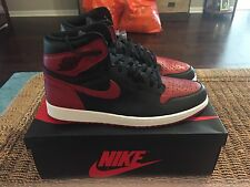 Nike Men's Air Jordan 1 Retro High OG Basketball Shoes Sz. 17 NEW 555088 001