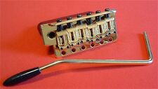 Wilkinson WVC - Guitar Tremolo Bridge - Vintage 6-Screw Style - GOLD