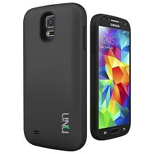 Galaxy S5 Battery Case - UNU Unity 2800mAh Portable Charger Rechargeable Exte...