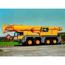 Bauplan Liebherr LTM 1090/2 Modellbau Modellbauplan