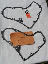 2 CORK INNER TIMING COVER GASKETS-BSA A7 A10 no.62-0281