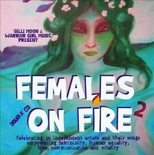 Females on Fire 2 [Digipak] by Various Artists (CD, Dec-2010, 2 Discs,...