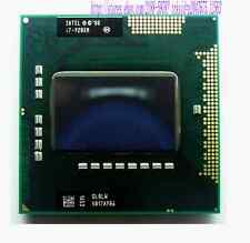 Free shipping Intel Core i7-920XM 2 GHz Quad-Core CPU Processor SLBLW Socket G1