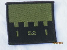 52th Infantry Brigade, 2008 , TRF, subdued, Patch