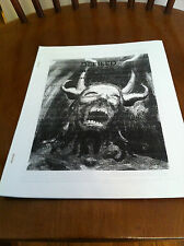 DEFILED Metal Zine #1 NEIL MURRAY Spinecast ANTHRAX Valor BRODEQUIN Levitation