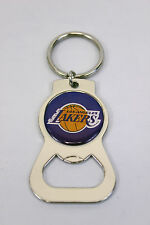 OFFICIAL LICENSED NBA **LOS ANGELES LAKERS** BOTTLE OPENER KEY CHAIN