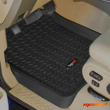 Rugged Ridge 04-08 Ford F150 All Terrain Front Black Floor Liners Mats #82902.01