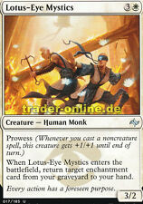2x Lotus-Eye mystics (Lotus mirada-místicos) Fate Reforged Magic