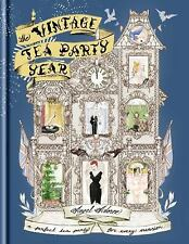 The Vintage Tea Party Year Adoree, Angel Books-Good Condition