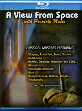 A View From Space With Heavenly Music (Blu-ray Disc, 2006)
