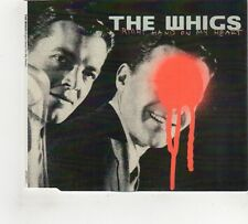 (GV346) The Whigs, Right Hand On My Heart - DJ CD