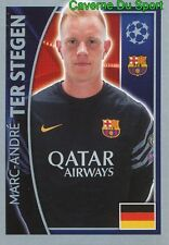 306 TER STEGEN GERMANY FC BARCELONA STICKER CHAMPIONS LEAGUE 2016 TOPPS