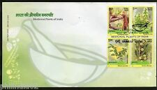 India 2003 Medicinal Plants of India Phila-1964a FDC
