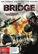 THE BRIDGE -  NEW & SEALED DVD - FREE LOCAL POST