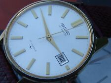 Seiko H/W 17j vintage 60s collector 7005 2000 watch Japan auto dagger hands