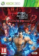 Fist Of The North Star Ken's Rage 2 Xbox 360 * NEW SEALED PAL *