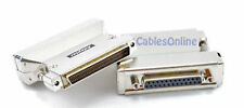 DB25 Female to SCSI-3 HPDB68 Male Adapter, AD-S16