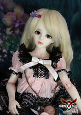 1/4 bjd doll GEN X Naomi FREE face up & body blushing white skin dollfie ship US
