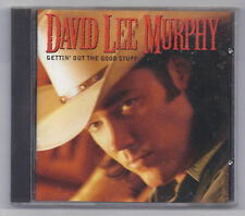 Gettin' out the Good Stuff by David Lee Murphy (CD, Jun-1996, Universal Special