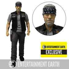 Sons of Anarchy Clay Morrow Exclusive Bandana Variant Action Figure Mezco SOA