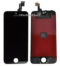 Cracked Glass Screen LCD Digitizer replacement For iPhone 5S A1533 A1453 A1457