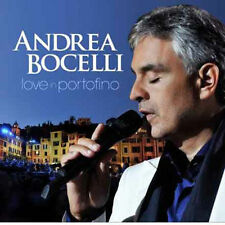 ANDREA BOCELLI LOVE IN PORTOFINO BRAND NEW SEALED CD + DVD SET 2013 LIVE