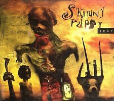 SKINNY PUPPY BRAP CD 2 Disc Set 1996 Nettwerk Records ENHANCED ECD DIGIPAK Ohgr