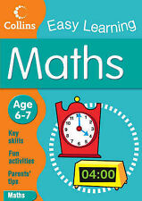 Collins Easy Learning - Maths: Age 6-7, Peter Clarke, New