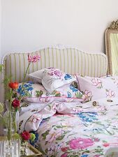 ~*DESIGNERS GUILD*~ DOUBLE SIZE DUVET COVER ~ LOTUS FLOWER
