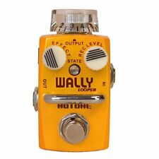 Hotone Effects Wally Looper Skyline Series Guitar Effects Pedal Loop Station