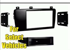 Car Stereo Radio Dash Install Mount Trim Face Kit  for select Volvo Vehicles