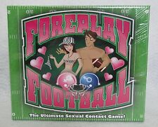 Foreplay Football Board Game Great Gift Ultimate Fan Fantasy League Prize Sports