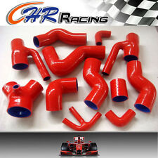 Silicone Induction Intake Hose Pipe for Audi S4 RS4 Biturbo A6 B5 2.7L Bi-Turbo