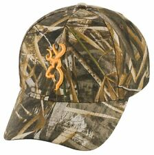 BROWNING RIMFIRE CAMO MAX-5 CAP CLAY PIGEON ROUGH SHOOTING STALKING HUNTING