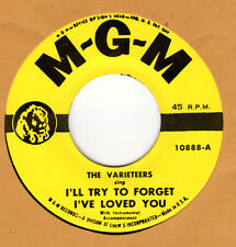 DOO-WOP REPRO: VARIETEERS-You Don't Move Me No MOoe/I'll Try To Forget MGM