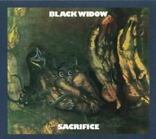 BLACK WIDOW: Sacrifice (1970); REP 4967 + 1 bonus track; REPERTOIRE RECORDS  NEU